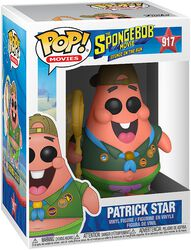 3 - Patrick Star Vinyl Figur 917