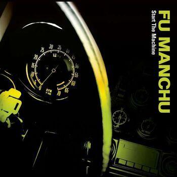 Fu Manchu - Cover