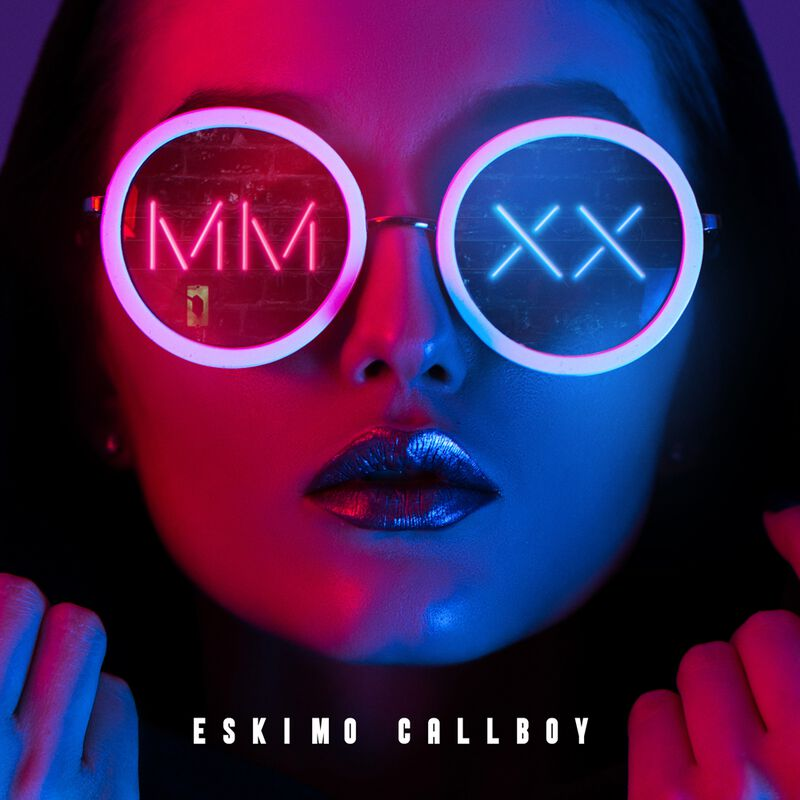 Eskimo Callboy - Cover