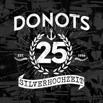 Donots - Cover