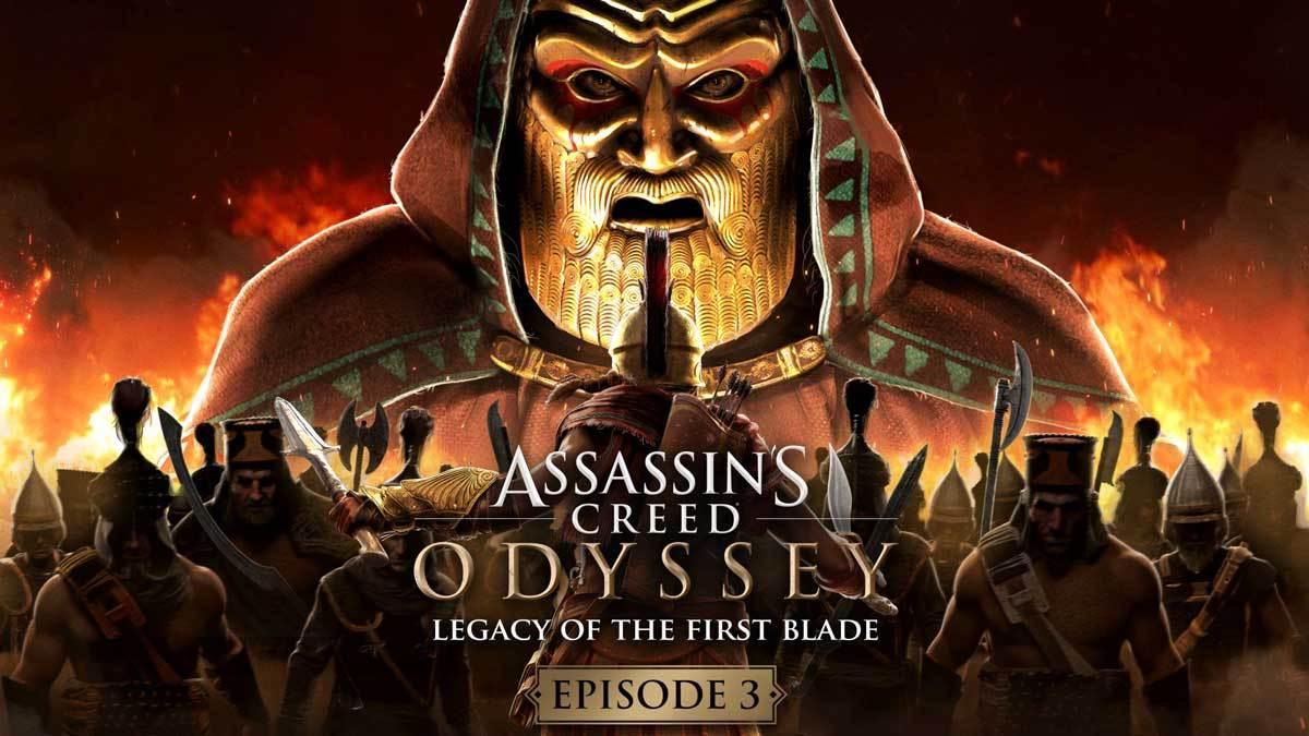 Blutlinie heißt die dritte und letzte Episode des Assassin's Creed-DLC.