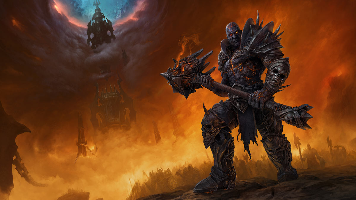World of Warcraft: Shadowlands erscheint am 27. Oktober 2020.