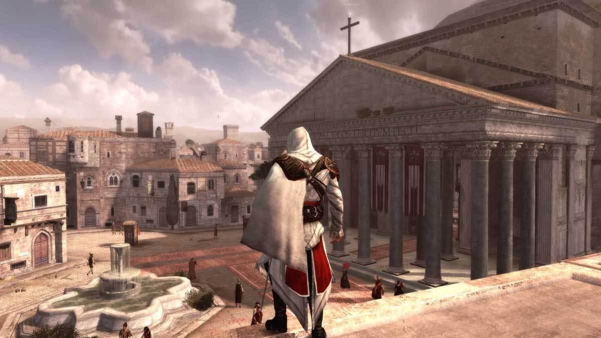 Antikes Rom als neues Setting für Assassin's Creed?